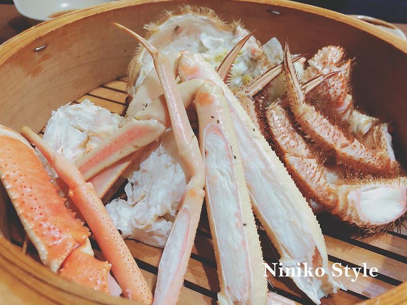 北海道,螃蟹,火鍋,帝王蟹,美食,旭川車站,料理