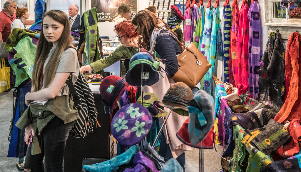 SHOWCASE IRELAND AT THE RDS IN DUBLIN [Sunday Jan. 21 to Wednesday Jan. 24]-135990