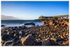 Portencross pier, North Ayrshire, Scotland (Stuart Allan38) Tags: portencross northayrshire longexposure leefilters le bigstopper pier pebbles fishing colour colourful sea scenery scenic scottish scotland nikkor1685 nikond7100 iamnikon