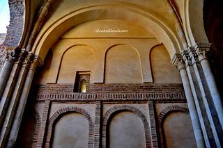 570 - Arcos - Ruinas Monasterio San Facundo - Sahagún (León) - Spain.
