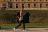 Jardin du Carrousel - Paris (France) (Meteorry) Tags: europe france idf îledefrance paris parispeople candid street rue streetscene jardinducarrousel carrousel jardin park parc garden evening soir ensoleillée sunny louvre muséedulouvre guy male homme boy twink sneakers trainers baskets skets summer été lonely august 2017 meteorry