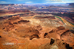 Dead Horse Point State Park, Utah (Lerro Photography) Tags: dead horse point state park utah colorado river canyon red rocks coloradoriver