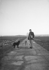 KW160218-2 (salparadise666) Tags: kw patent etui 9x12 yellow filter fomapan 400250 caffenol cl 45min semistand nils volkmer large format analogue film view camera vertical landscape bw black white monochrome hannover region niedersachsen germany north german plains people portrait dogs