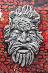 Horror house art (Alaskan Dude) Tags: travel germany europe bavaria munich munchen oktoberfest beer art people portraits costumes fun