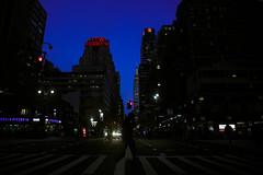 New Yorker (JMJ Cinematics) Tags: canon streetphotography newyorker nyc newyork newyorkcity ny nuevayork lagranmanzana thebigapple newyorkerhotel jmjcinematics josemiranda photojournalist manhattan night nightphotography city ciudad anoche noche empirestatebuilding 5dmarkiii cityslicker