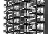 Detailed Living (DobingDesign) Tags: balconies residential apartments architecture blackandwhite storeys complexity detail luxury highrise highend flats dense london londonarchitecture structure lightandshadow lines geometric angular jutting patterns resi dwellings plants furniture building