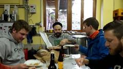 L'ayatollah Khomeini mange une pizza ?