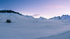Melchsee-Frutt: early morning mood (Roger_T) Tags: 2018 aussicht cottage winter wanderlust alps exploring mountains morningmood outdoor panorama innerschweiz alpen snow winterwonderland morning swissmountains switzerland swisscottage swissalps sonyrx100iii sony myswitzerland neverstopexlporing nature explore alpenpanorama berge wilderness mountain