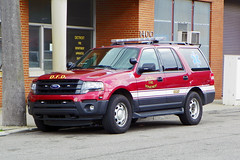 Detroit FD_1060 (pluto665) Tags: suv dfd ems emergency medical service fd
