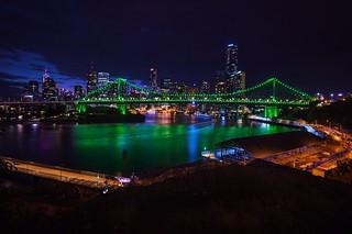 7/100x: Emerald city.