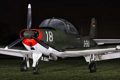 Piaggio (Focke-Wulf) FWP.149D - 11 (NickJ 1972) Tags: spanhoe airfield photoshoot nightshoot shoot photo photocall night threshold aero aviation 2018 piaggio fockewulf p149 fwp149 dehjl 18