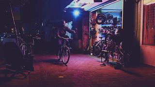 Blade biker