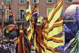 Canarval de nice Frenchriviera Troupe PAVAD&