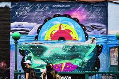 DSC06070 (joeluetti) Tags: nyc williamsburg graffiti
