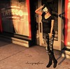Which Craft? (alinepassiflora) Tags: secondlife sl sllookbook slfashion style slstyle slblog secondlifestyle slblogger secondlifefashion avatar alinepassiflora aline fashion maitreya blog bento lelutka goth shopping witch lookbook look lotd ootd truthsl truthhair