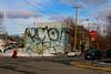 Street Art Montreal_8003 (David Basiove) Tags: street urban city cityscape montreal notre dame notredamestreet quebec canada