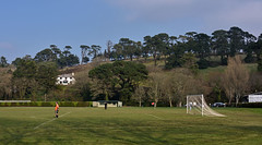 Threemilestone 5, Hayle 1, Trelawny League Division 1, February 2018 (darren.luke) Tags: cornwall cornish football landscape nonleague grassroots threemilestone fc hayle
