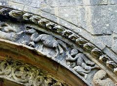 Macqueville – Saint-Étienne (Martin M. Miles) Tags: macqueville saintonge portal dromedary camel stylesaintonge poitoucharentes nouvelleaquitaine charente 16 france