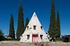 Geronimo's Castle (dangr.dave) Tags: arizona az bowie geronimoscastle teepee teepeecafe cochisecounty downtown historic architecture