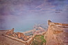 (024/18) Playa del Postiguet (Pablo Arias) Tags: pabloarias photoshop photomatix capturenxd españa cielo nubes arquitectura mar agua mediterráneo castillo puerto barcos playa elpostiguet alicante