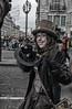 180101 4046 (steeljam) Tags: steeljam nikon d800 london new year day parade days lnydp peter wallder showtime steampunk monochrome