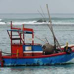 Weligama - Sri Lankan Fishing Boat thumbnail