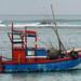 Weligama - Sri Lankan Fishing Boat