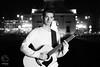 Rafał Fiedorowicz (mkarwowski) Tags: musician guitarist man people portrait nightportrait night softbox flash octagonsoftbox helios44 helios44m6 m42 canon eos 80d eos80d yongnuoyn568exii yongnuorf605c bokeh monochrome blackandwhite