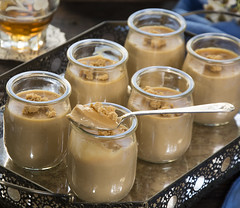 Panacotta de turrón (Frabisa) Tags: flan turrón dulce postre navidad cocinacasera recetas nougat sweet dessert christmas homemadecooking recipes