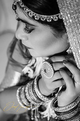 Wedding Portrait. (Ovee Hasnat) Tags: weddingphotography weddingportrait wedding weddingbangladesh weddingphotographer women wide bnw asianwedding photography portrait photoshoot exposure couple bangladesh bridal bride