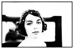 Face of other times (drugodragodiego) Tags: chiara portrait ritratto volto face blackandwhite blackwhite bw biancoenero pentax pentaxk1 k1 sigma sigma35mmf14dghsmart