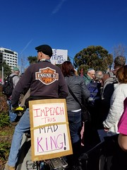 Mad king (quinn.anya) Tags: sign madking impeach womensmarch womensmarchoakland womensmarch2018