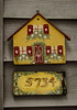 All Hearts at 5374 (Katrina Wright) Tags: novascotia dsc4106 halifax mailbox letterbox doorbell wood decoration folkart crafts 5374 door entry siding line