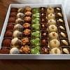 caixa de presente @veravilleladoces (VERA VILLELA DOCES) Tags: veravilleladoces caixasdedoces presentes docinhos doces nutella nozes brigadeiros marzipan pistache chocolate