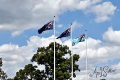 Shrine of Remembrance, Melbourne, Australia (amyiox_) Tags: australia anzac shrine remembrance melbourne monument lest we forget city