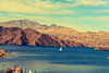 I Love this State! (Woodypug) Tags: lake landscape colorado river mohave county sailboat arizona