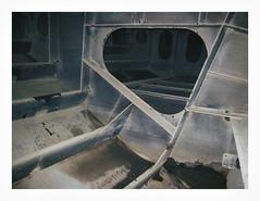 IMG_5827 by jimbonzo079 - Top Side Ballast Tank - Anchorage - Bay of Bengal - India - 28/6/2015  Name: - IMO: - Flag:Liberia MMSI: - Callsign: - Vessel type:Bulk Carrier Gross tonnage:24,533 tons Summer DWT:42,584 tons Length:188 m Beam:31 m Draught:8.7 m Home port:Monrovia Class society:Bureau Veritas Build year:1997 Builder:Split Shipyard Split, Croatia Owner:-  Canon Powershot A710is