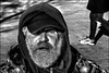 Le Tonton de C... / C...'s uncle... (vedebe) Tags: portraits ville city rue street urbain urban homme humain human people noiretblanc netb nb bw monochrome société social
