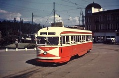 VANCOUVER 409 (brossel 8260) Tags: canada tram pcc
