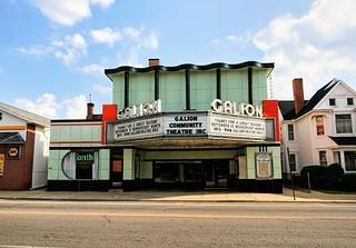 Galion Theatre, Ohio