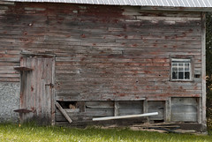 2017-10-22_10-54-05 Broad Side of a Barn (canavart) Tags: autumn princeedwardcounty ontario canada farm field weathered country rural farmland rustic barn