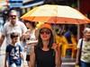 Umbrella Time ☂️ (-Faisal Aljunied - !!) Tags: 75mm umbrella olympusem5 streetportrait faisalaljunied