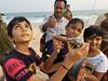 Indian Sands - Kites Above Bay of Bengal (Wind Watcher) Tags: kap windwatcher kite rokkaku vizag visakhapatnam india bay bengal