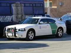 US Customs & Border Protection (Evan Manley) Tags: us customs border patrol protection dodge charger