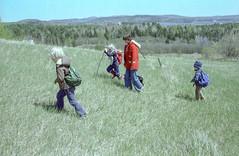 19817117Q2 (robincorrigan) Tags: 1981 cathiecorrigan field gilhooly may robincorrigan seancorrigan shannoncorrigan spring
