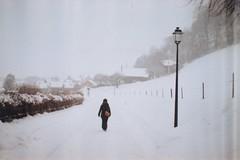 Escanear 8 (Benjamin Hurrell) Tags: belomo vilia 35mm expiredfilm switzerland winter snow charmey vaud freitag bag girl