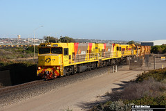 11 January 2018 P2506 P2517 P2515 5721 Beachlands (RailWA) Tags: railwa philmelling geraldton midwest p2506 p2517 p2515 721 beachlands