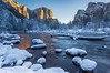 Unabridged (East Wind) Tags: gatesofthevalley valleyview winter snow yosemite elcapitan