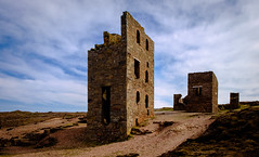 Wheal Coates, St. Agnes (Rogpow) Tags: cornwall mine stagnes whealcoates stampsenginehouse enginehouse whimenginehouse windingenginehouse cornishmining cornishmines cornishminingworldheritagesite copper coppermine tinmine tin abandoned derelict decay disused dilapidated metalmine metalmining industrialhistory industrialarchaeology industrial industry buildings historicbuildings sky structure fujifilm fuji fujixt1
