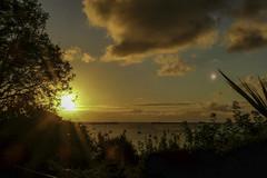 Sunrise over Portland Harbour (www.jamesgreigphotographer.com) Tags: